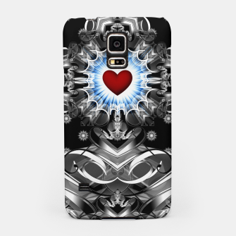 Thumbnail image of Heart Of The Glyphs Samsung Case, Live Heroes