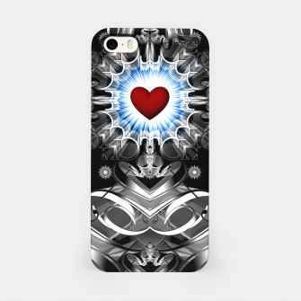 Thumbnail image of Heart Of The Glyphs iPhone Case, Live Heroes