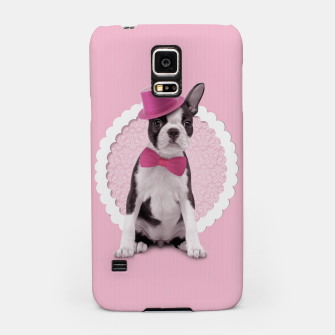 Thumbnail image of Boston Terrier Samsung Case, Live Heroes
