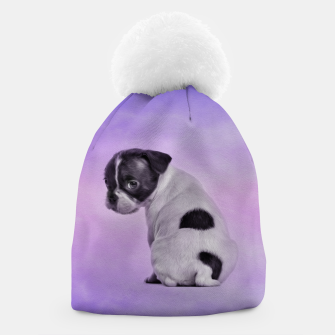 Thumbnail image of Boston Terrier dog Beanie, Live Heroes