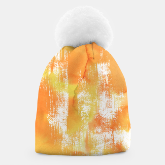 Thumbnail image of Yellow Shade Beanie, Live Heroes
