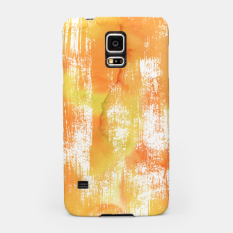 Thumbnail image of Yellow Shade Samsung Case, Live Heroes