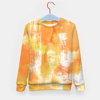 Thumbnail image of Yellow Shade Kid's sweater, Live Heroes