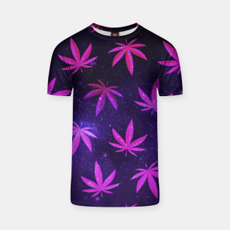 Thumbnail image of Space Pot T-Shirt, Live Heroes