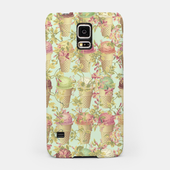 Thumbnail image of Cream & Flowers Samsung Case, Live Heroes