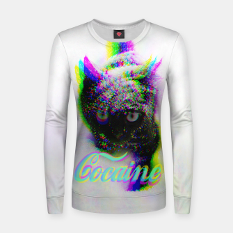 Thumbnail image of Cocaine Cat Blouse, Live Heroes