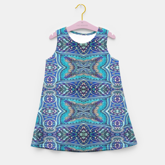 Thumbnail image of Blue Bell Girl's summer dress, Live Heroes