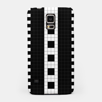 Thumbnail image of Subway Plaid Geometrics Samsung Case, Live Heroes
