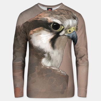 Thumbnail image of Hawk Cotton sweater, Live Heroes