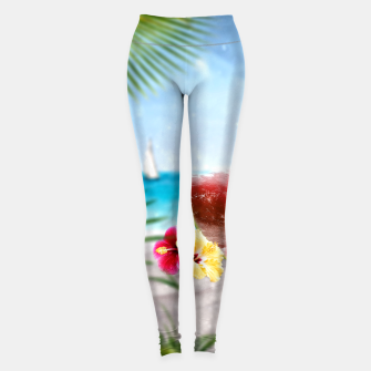 Thumbnail image of Surf the Melon Leggings, Live Heroes