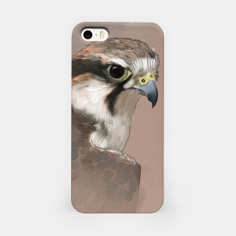 Thumbnail image of Hawk iPhone Case, Live Heroes