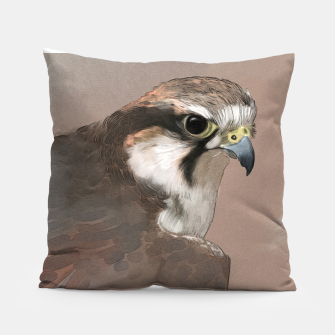 Thumbnail image of Hawk Pillow, Live Heroes