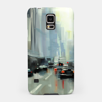Thumbnail image of Cityscape Samsung Case, Live Heroes