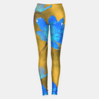 Thumbnail image of Pinch of gold Leggings, Live Heroes