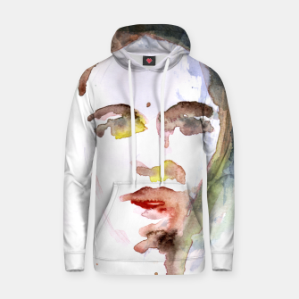 Thumbnail image of Make-Up Cotton hoodie, Live Heroes