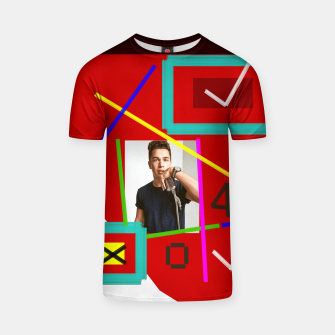 Thumbnail image of Austin Mahone T-shirt, Live Heroes
