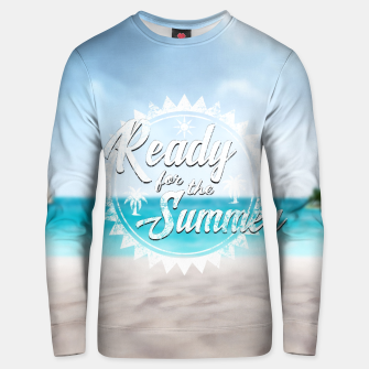 Thumbnail image of Ready for the Summer Baumwoll sweatshirt, Live Heroes
