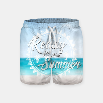 Thumbnail image of Ready for the Summer Badeshorts, Live Heroes