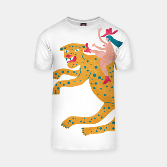 Thumbnail image of Pussy Rider Camiseta, Live Heroes