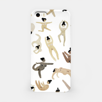 Thumbnail image of yoga ladies iPhone Case, Live Heroes