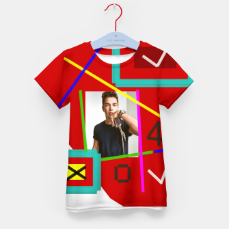 Austin Mahone Enfantin t-shirt miniature