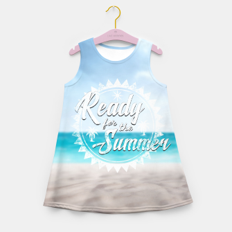 Thumbnail image of Ready for the Summer Mädchen-Sommerkleid, Live Heroes