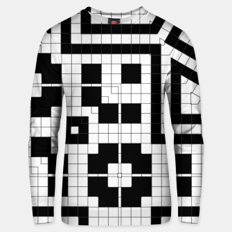 Thumbnail image of Hyperion Geometrics Cotton sweater, Live Heroes