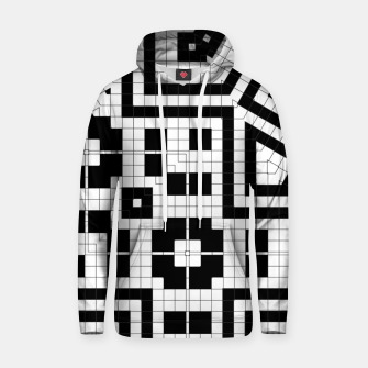 Thumbnail image of Hyperion Geometrics Cotton hoodie, Live Heroes