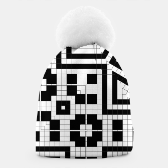 Thumbnail image of Hyperion Geometrics Beanie, Live Heroes