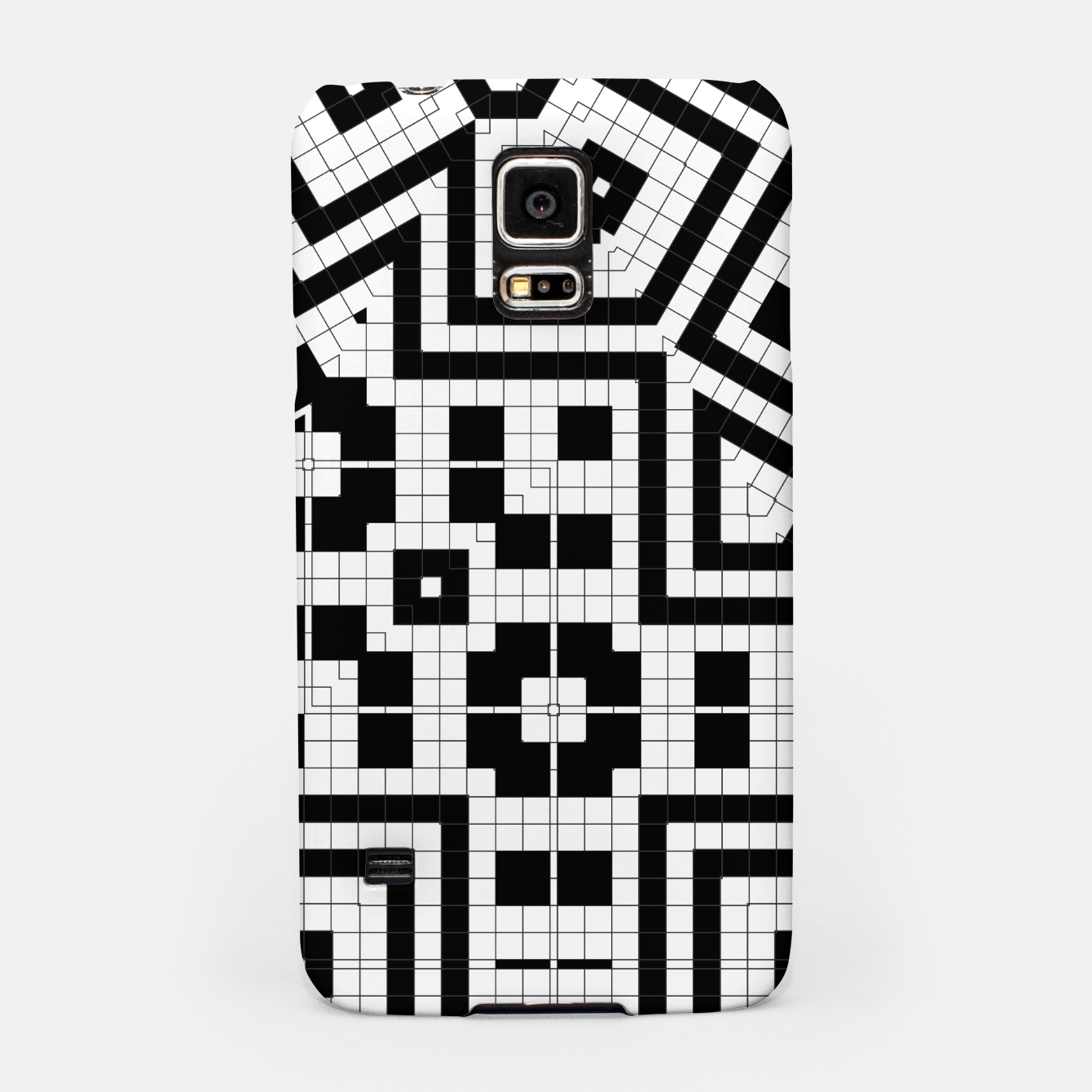 Image of Hyperion Geometrics Samsung Case - Live Heroes