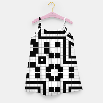 Thumbnail image of Hyperion Geometrics Girl's dress, Live Heroes