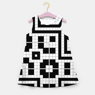 Hyperion Geometrics Girl's summer dress thumbnail image