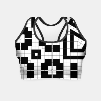Hyperion Geometrics Crop Top thumbnail image