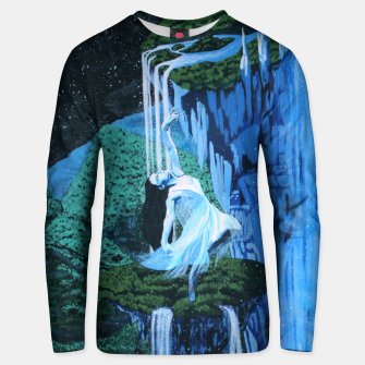 Thumbnail image of Secret midnight falls Cotton sweater, Live Heroes