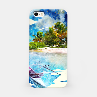 Miniaturka Coconut Island iPhone Case, Live Heroes