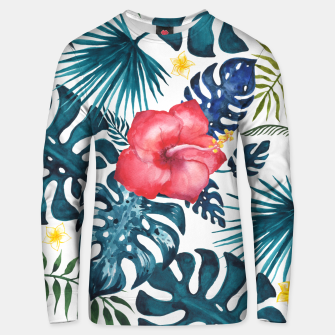 Thumbnail image of Tropic Cotton sweater, Live Heroes