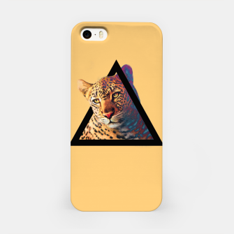Thumbnail image of Neon Leo iPhone Case, Live Heroes