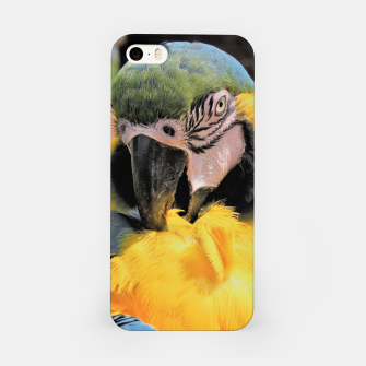 Thumbnail image of Parrot Yellow Ara iPhone Case, Live Heroes
