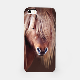 "Thumbnail image of ""PONY"" iPhone-Hülle, Live Heroes"
