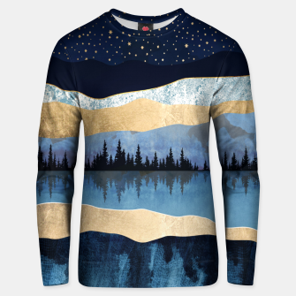 Thumbnail image of Midnight Lake Cotton sweater, Live Heroes