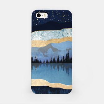 Thumbnail image of Midnight Lake iPhone Case, Live Heroes