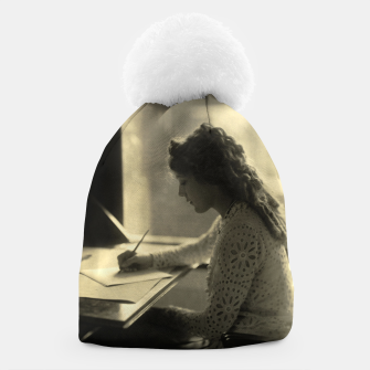 Thumbnail image of Mary Pickford Vintage Hollywood Beanie, Live Heroes