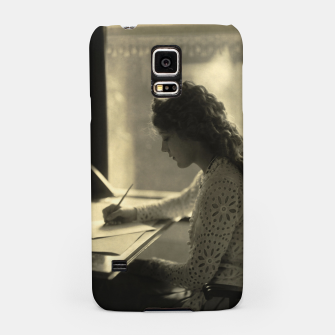 Thumbnail image of Mary Pickford Vintage Hollywood Samsung Case, Live Heroes