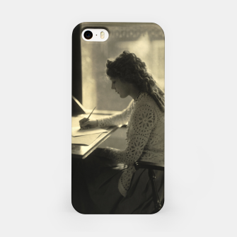Thumbnail image of Mary Pickford Vintage Hollywood iPhone Case, Live Heroes
