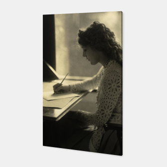 Thumbnail image of Mary Pickford Vintage Hollywood Canvas, Live Heroes