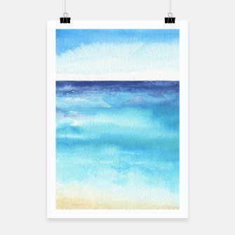Thumbnail image of Ocean  Poster, Live Heroes
