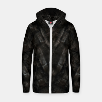 Thumbnail image of Walls Of Stone Cotton zip up hoodie, Live Heroes