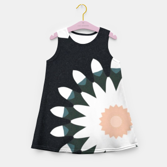 Thumbnail image of SAHARASTREET-1101 Girl's summer dress, Live Heroes