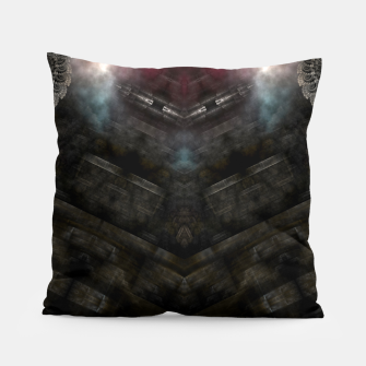 Thumbnail image of Clouds Of Arsba Pillow, Live Heroes