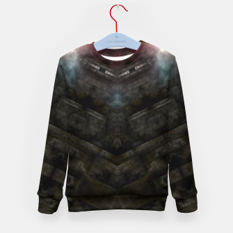 Thumbnail image of Clouds Of Arsba Kid's sweater, Live Heroes